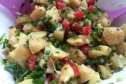 Orientalischer Kartoffelsalat mit Minze 1