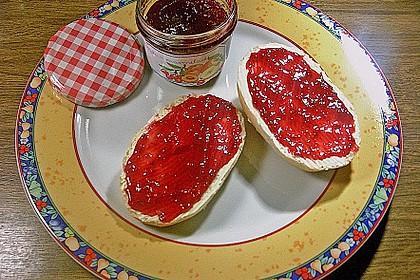 Weihnachtliche Kirschmarmelade 10