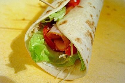 Easy snack wraps 1