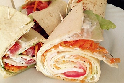 Easy snack wraps 0