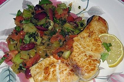 Toskanischer Schwertfisch 0