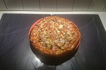 Faulenzer Pizza 1