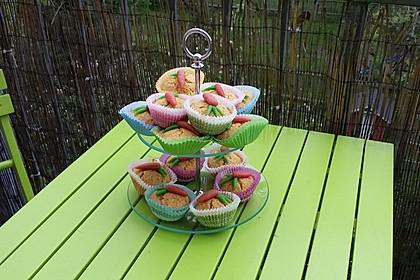 Saftige Möhren-Muffins 1