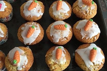 Saftige Möhren-Muffins 2