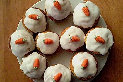 Saftige Möhren-Muffins 12