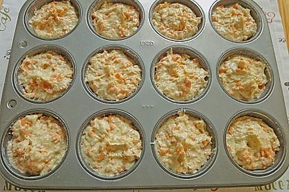 Saftige Möhren-Muffins 23