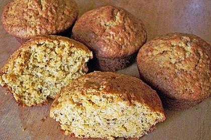 Saftige Möhren-Muffins 24