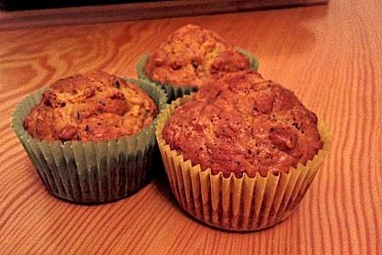 Saftige Möhren-Muffins 25