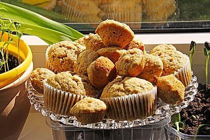 Saftige Möhren-Muffins 13