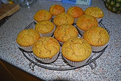 Saftige Möhren-Muffins 10