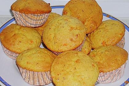 Saftige Möhren-Muffins 20