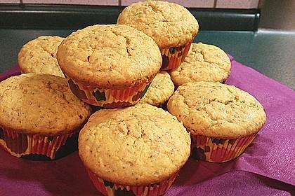 Saftige Möhren-Muffins 18