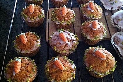 Saftige Möhren-Muffins 16