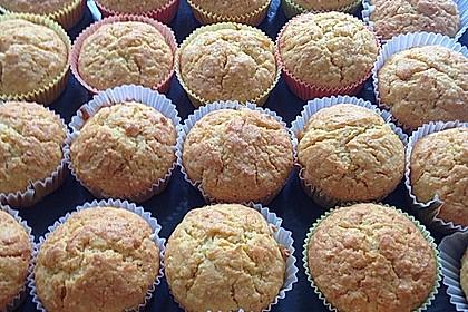 Saftige Möhren-Muffins 9