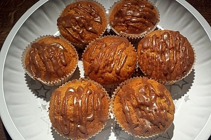 Saftige Möhren-Muffins 3