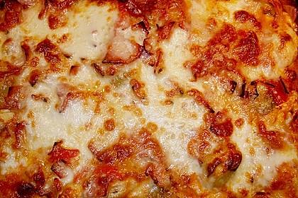 Tortellini al forno mit Paprika
