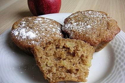 Apfel-Zimt-Muffins 2