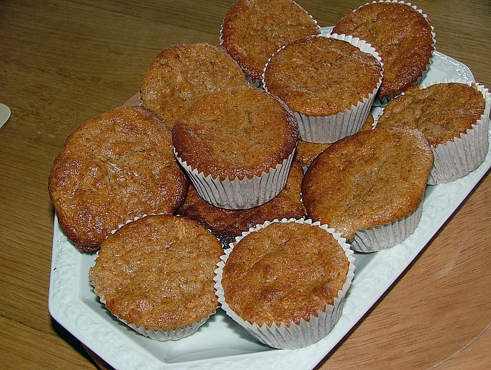 apfel zimt muffins rezept mit bild von meike. Black Bedroom Furniture Sets. Home Design Ideas