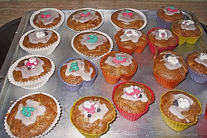 Apfel-Zimt-Muffins 13