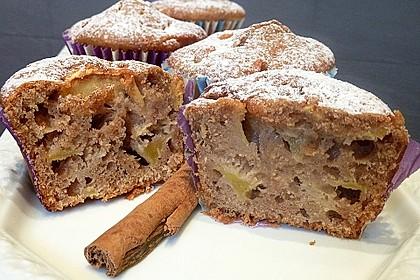 Apfel-Zimt-Muffins 3