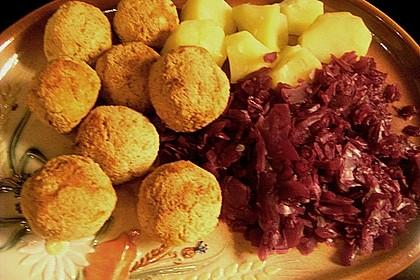 Schnelle Falafel in Pitabrot 62
