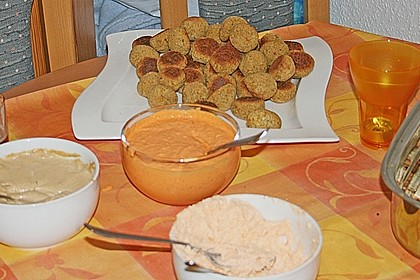Schnelle Falafel in Pitabrot 49