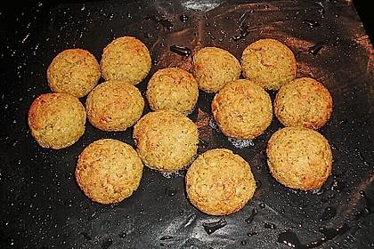 Schnelle Falafel in Pitabrot 25
