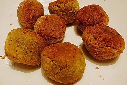 Schnelle Falafel in Pitabrot 34