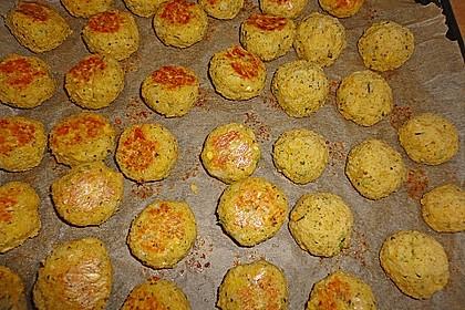 Schnelle Falafel in Pitabrot 53