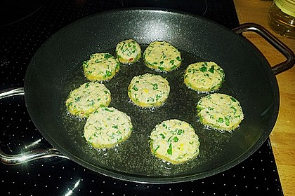 Schnelle Falafel in Pitabrot 46