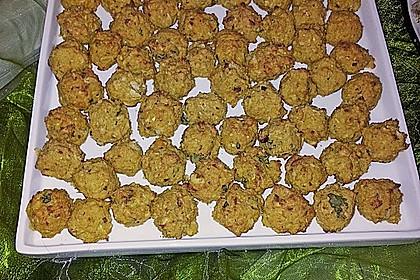 Schnelle Falafel in Pitabrot 48