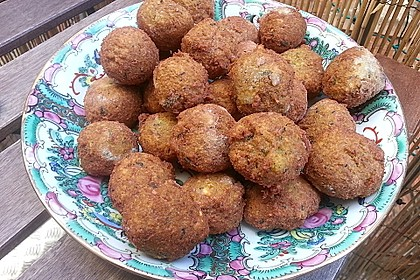 Schnelle Falafel in Pitabrot 23