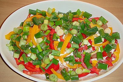 Paprika-Sahne-Hähnchen 145