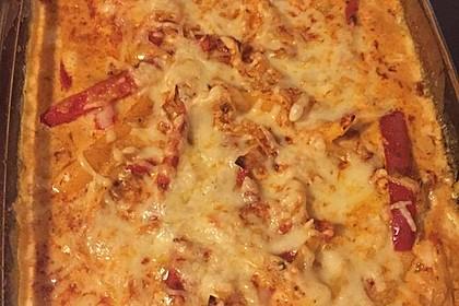 Paprika-Sahne-Hähnchen 56