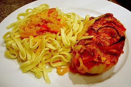 Paprika-Sahne-Hähnchen 130