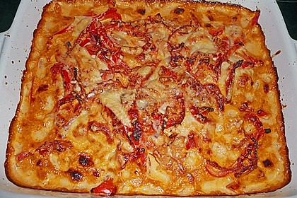 Paprika-Sahne-Hähnchen 156