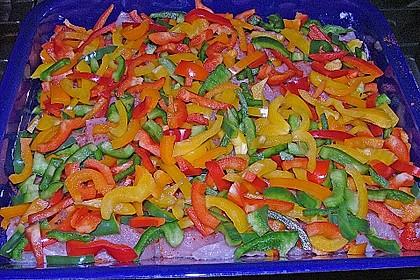 Paprika-Sahne-Hähnchen 144