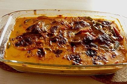 Paprika-Sahne-Hähnchen 287