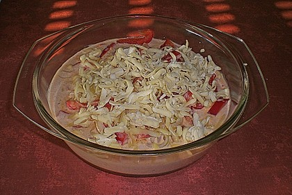 Paprika-Sahne-Hähnchen 182