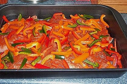 Paprika-Sahne-Hähnchen 203
