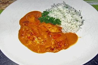 Paprika-Sahne-Hähnchen 122