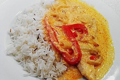 Paprika-Sahne-Hähnchen 116