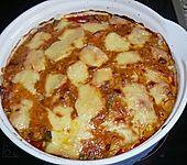 Paprika-Sahne-Hähnchen (Bild)