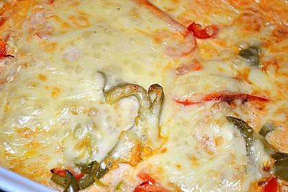 Paprika-Sahne-Hähnchen 175