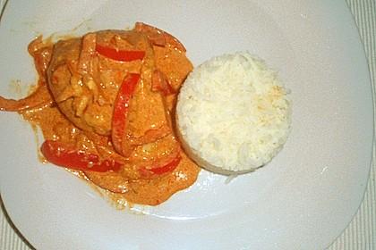 Paprika-Sahne-Hähnchen 119