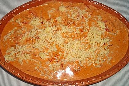 Paprika-Sahne-Hähnchen 225