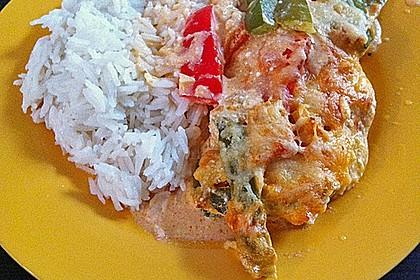 Paprika-Sahne-Hähnchen 62
