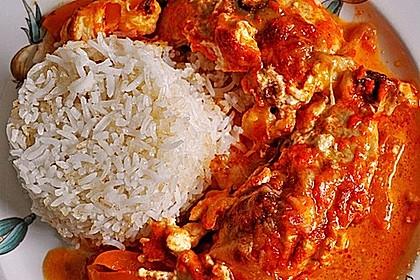 Paprika-Sahne-Hähnchen 33