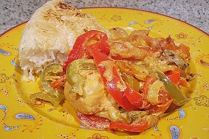 Paprika-Sahne-Hähnchen 48