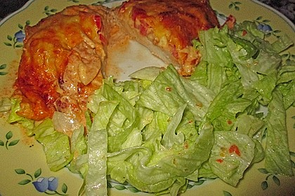 Paprika-Sahne-Hähnchen 45